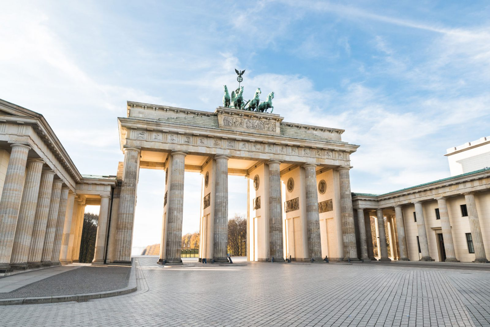 35943457 – the famous brandenburg gate in berlin. germany