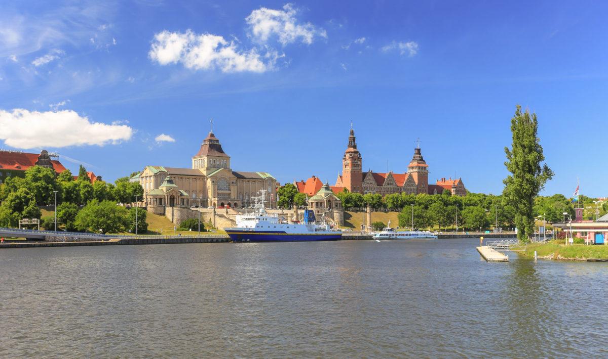Miejsca z historią - Szczecin